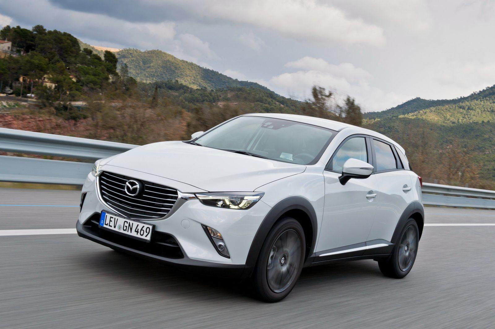 Kekurangan Mazda Cx 3 2015 Tangguh