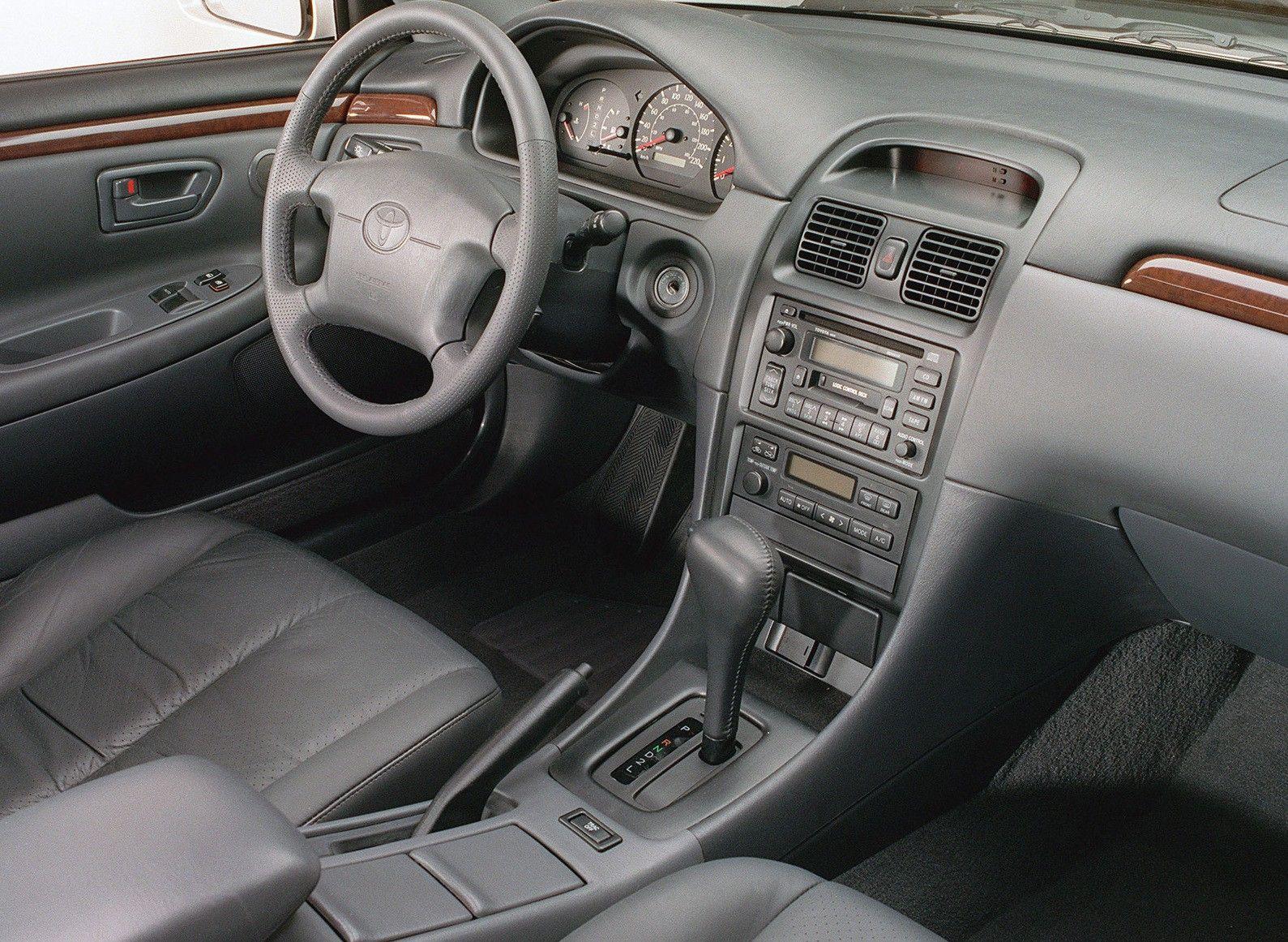 Kekurangan Toyota Camry 98 Top Model Tahun Ini