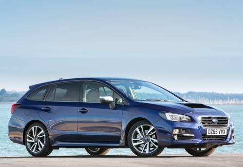 2015 Subaru Levorg, official photos and specs