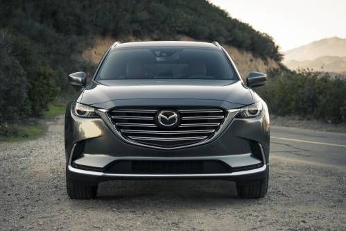 All-New 2017 Mazda CX-9 Three-Row Crossover Debuts With 250HP 2.5L Turbo