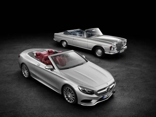 All-New 2017 Mercedes-Benz S-Class Cabriolet Is The Epitome Of Open-Top Luxury