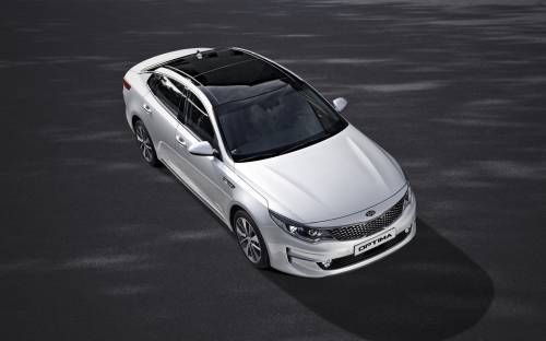 All-New Kia Optima Arrives in Europe With New 245 PS 2.0L Turbo
