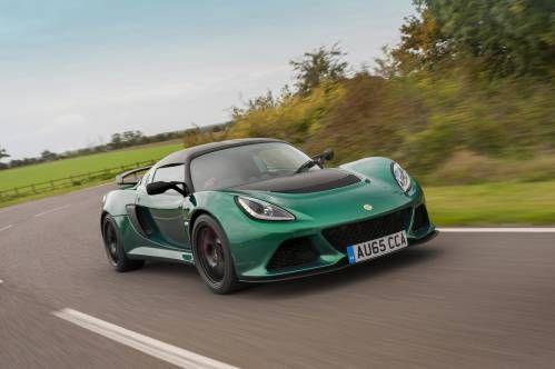 Lotus Shaves 51 Kg Off The Exige S, Calls It Exige Sport 350