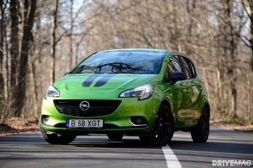 2015 Opel Corsa Test Drive