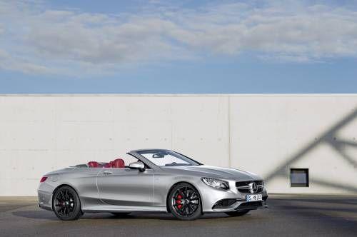 "Mercedes-AMG S 63 Cabriolet Gets ""Edition 130"" For Detroit Motor Show"