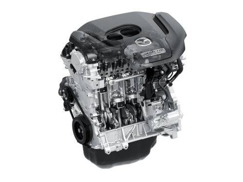 Mazda Details All-New Skyactiv-G 2.5T Turbo Gasoline Engine