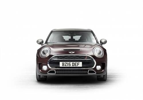2016 Mini Clubman: Official Specs and Pictures
