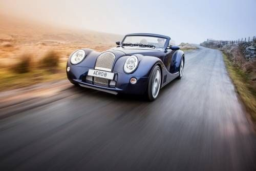 2015 Morgan Aero 8: Official European Specs and Pictures