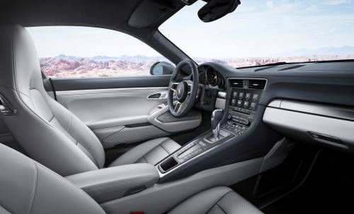 2016 Porsche 911 Carrera: Official Specs and Pictures