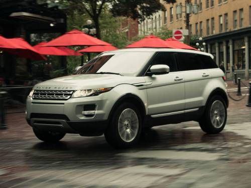 Range Rover Evoque L538 (2011-present): Review, Problems, Specs