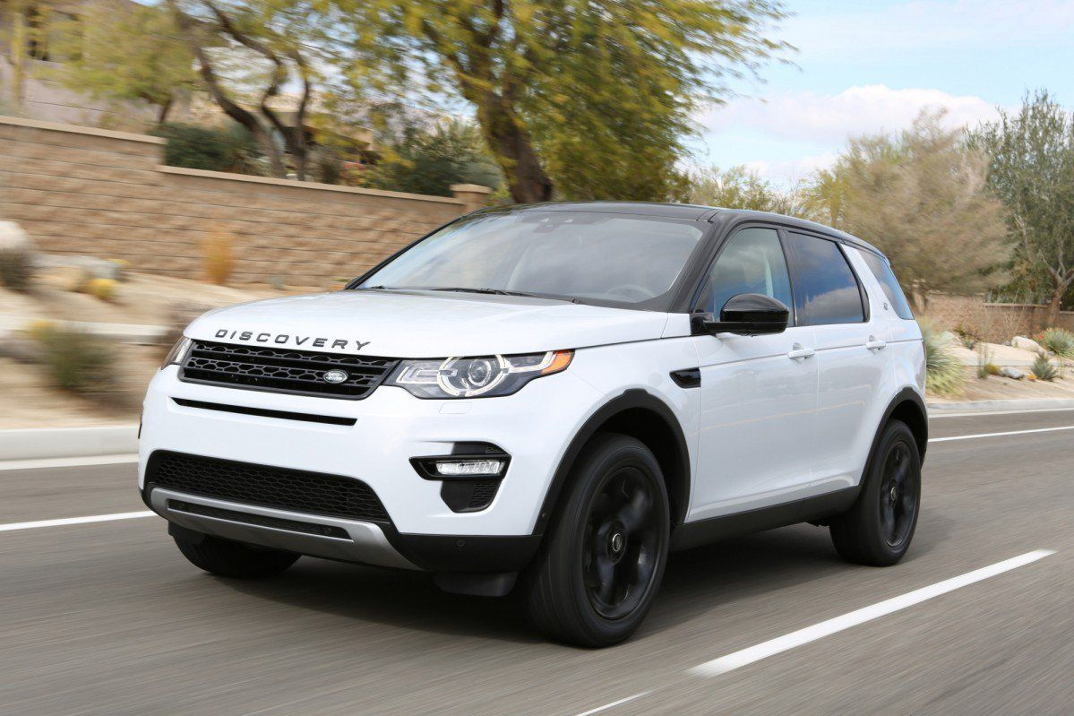 Land Rover Discovery Sport L550 2014 Present Review Problems Spe