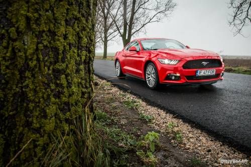 2015 Ford Mustang EcoBoost Fastback Test Drive