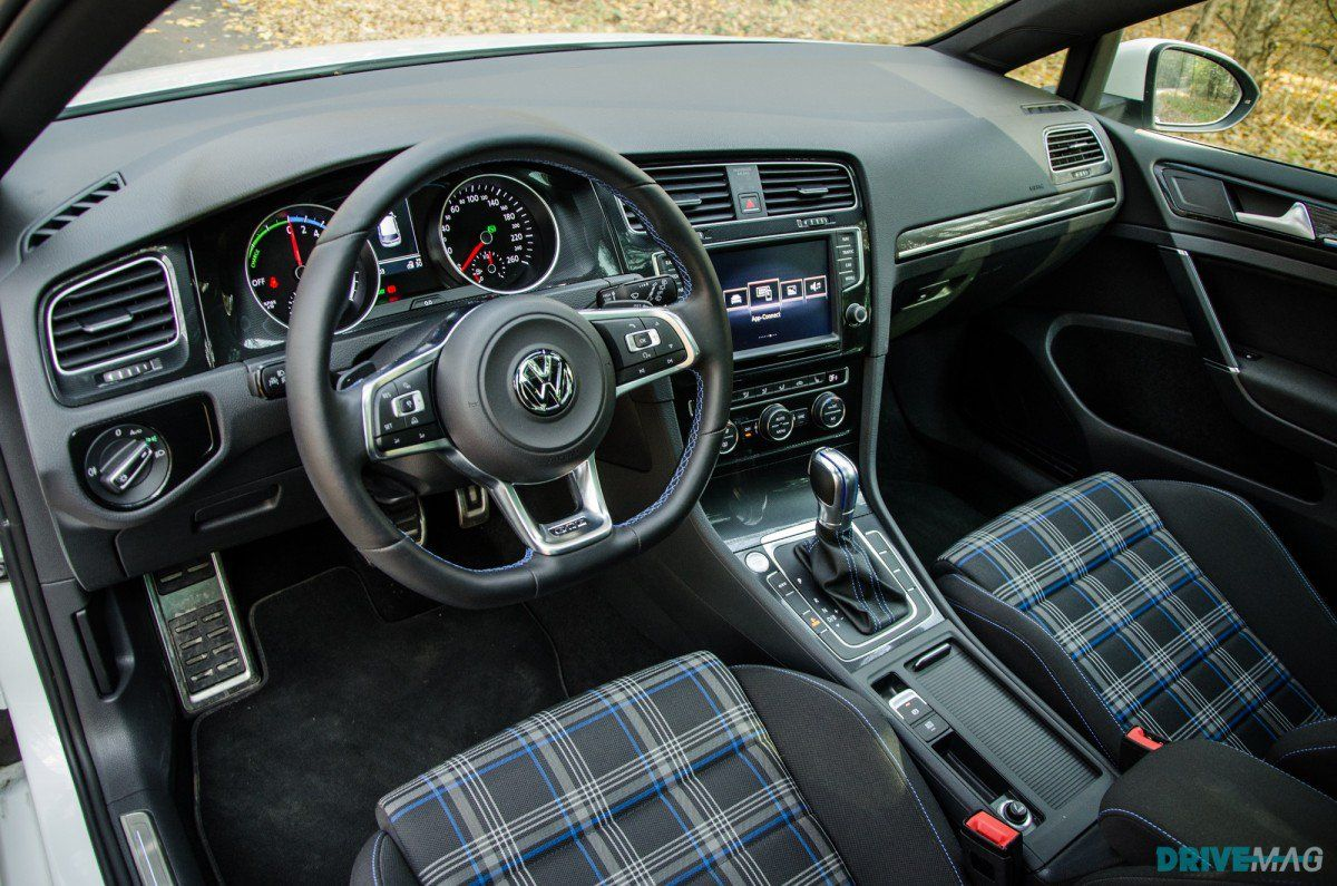 2015 Volkswagen Golf Gte Plug In Hybrid Test Drive