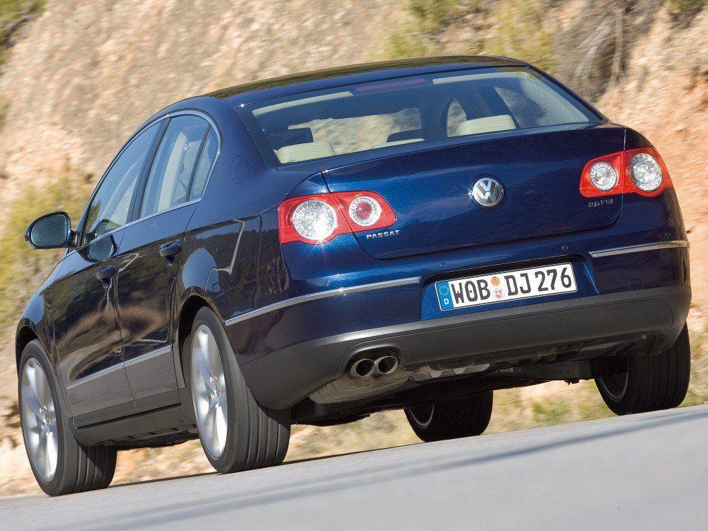 Volkswagen Passat B6 Review Problems Specs