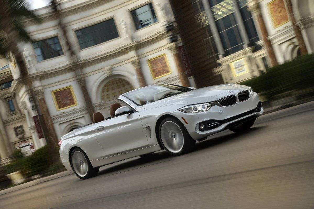 BMW 4-Series Convertible F33 (2014-on): review, problems