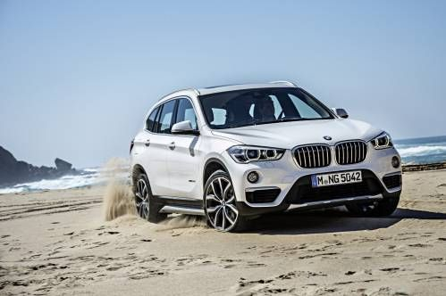 2016 BMW X1: Official Specs and Images