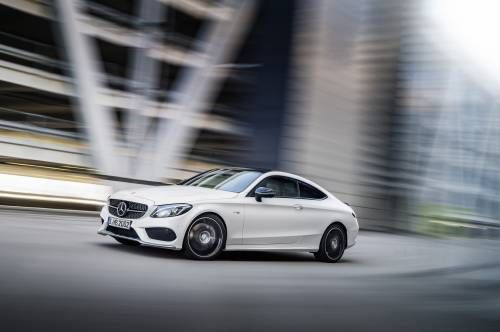 Mercedes-AMG Releases C43 Coupé For Those Who Think The C63 Is Too Much