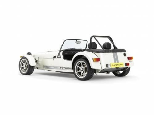 Caterham Updates Its Range For 2016