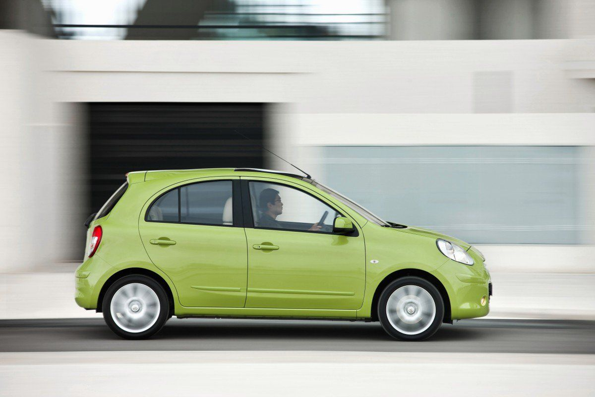 Nissan Micra (K12) review, problems, specs