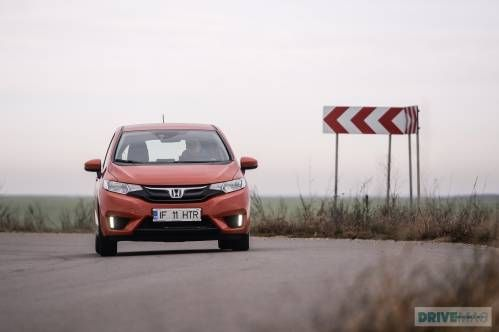 2015 Honda Jazz Test Drive