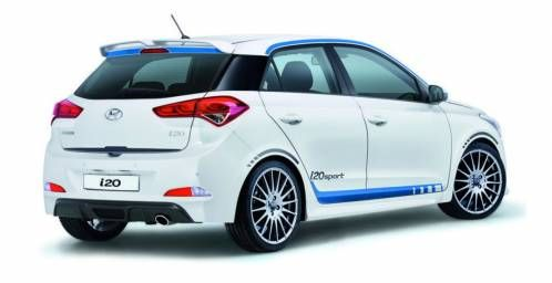 Hyundai's Adds Spice To i20 With Germany-Bound Sport Version
