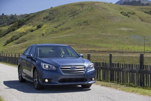 Top 10 Family Sedans in the United States in 2016