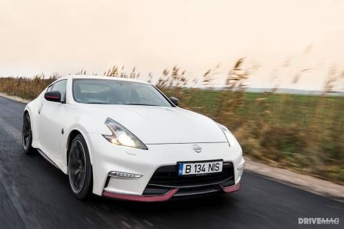 2015 Nissan 370Z Nismo Test Drive: On The Brink of Extinction