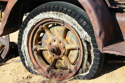 How to read the age of a tire. How old are my tires?