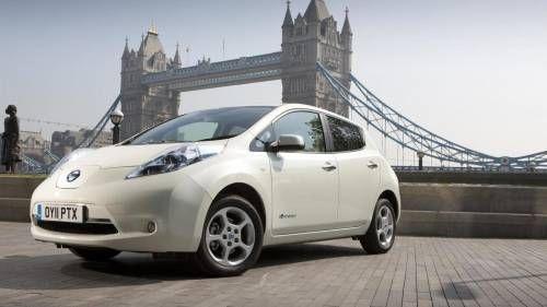 Top 10 Best Electric Cars on the European Market in 2016