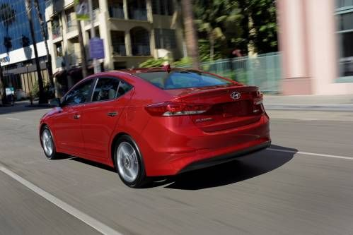 Redesigned Hyundai Elantra Detailed After LA Motor Show Debut