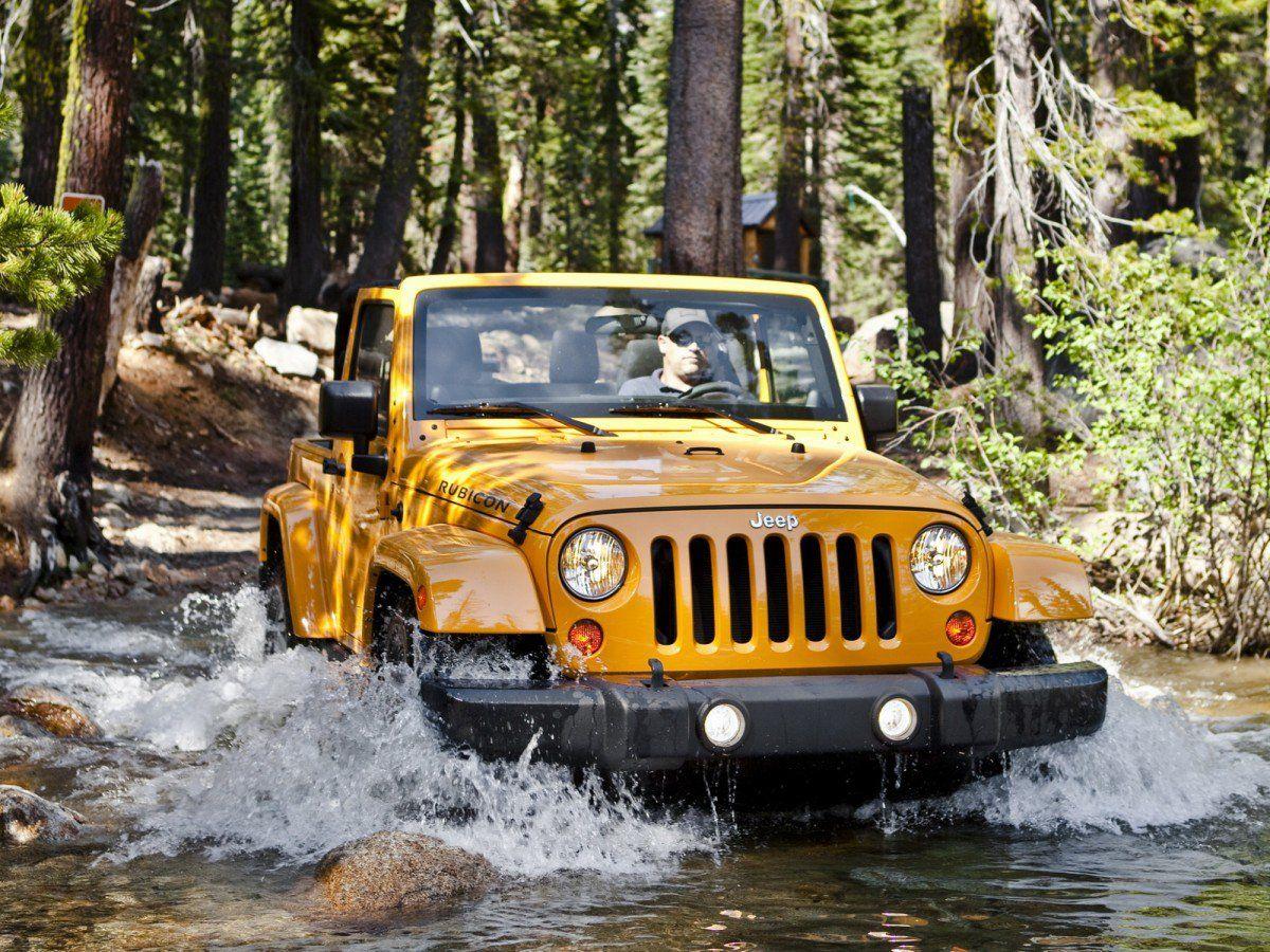 Jeep Wrangler JK (2007-present): Review, Problems, Specs