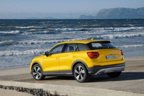 Time to meet the 2017 Audi Q2