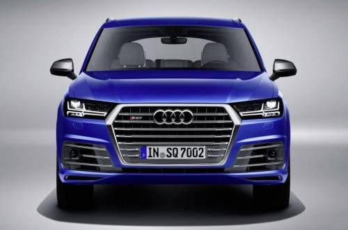 Audi SQ7 Just Created the Most Powerful Diesel SUV of the Moment