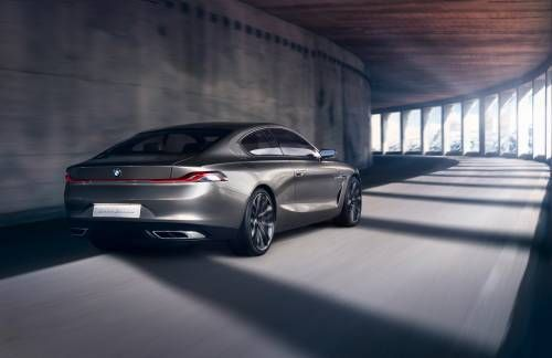 BMW Plans to Revive the 8 Series by 2020