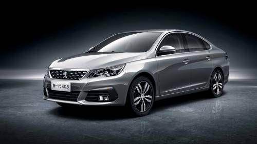 Peugeot Previews New 308 Sedan at Auto China 2016