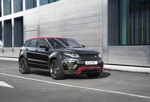 Land Rover Updates Range Rover Evoque Lineup, Introduces Ember Limited Edition