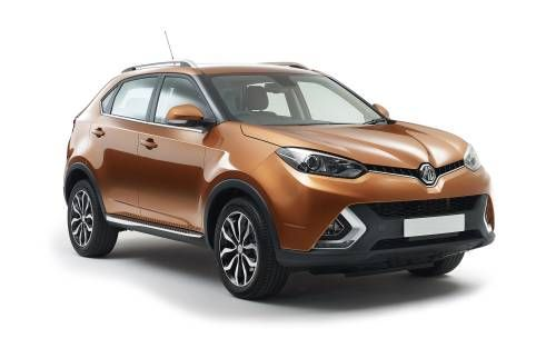 MG GS, the Brand's First SUV, Debuts in the UK