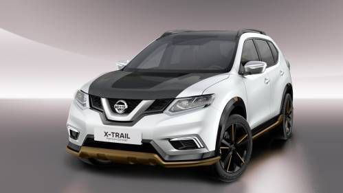Nissan Goes Full Premium on Qashqai and X-Trail SUVs