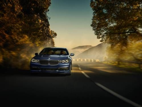 Alpina B7 Is That M7 You've Been Wishing For