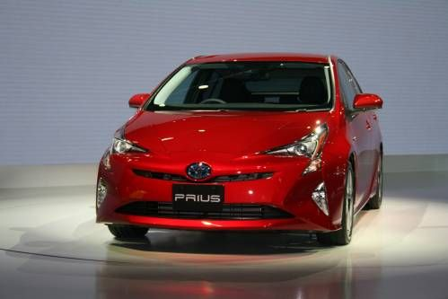 2016 Toyota Prius Takes Euro NCAP Crash Tests, Comes Out with Five Stars