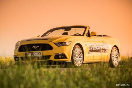 2015 Ford Mustang GT Convertible Test Drive: Forever Icon