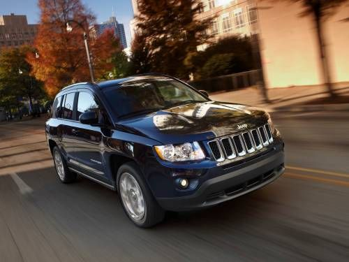 Jeep Compass MK49 (2006-present): Review, Problems, Specs