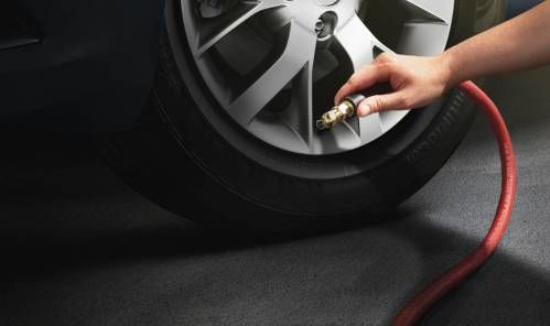 Tire air pressure. Top tricks and tips