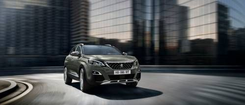 Range-Topping 3008 GT Adds Sporty Flair to Peugeot's New SUV