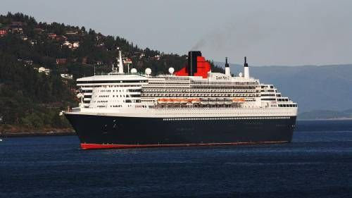 RMS Queen Mary 2 Will Undergo Extensive Refit at the Blohm+Voss Shipyard