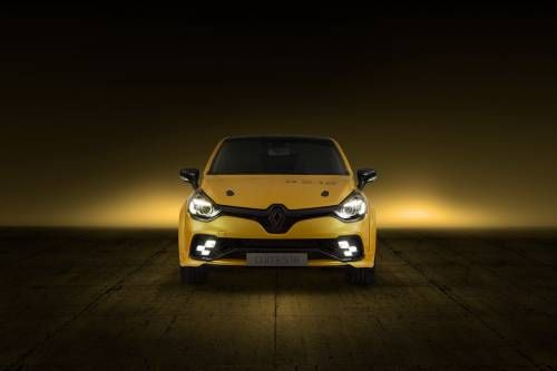 Renault Puts 275 HP 2.0-Liter Engine in a Clio, Calls it a Concept