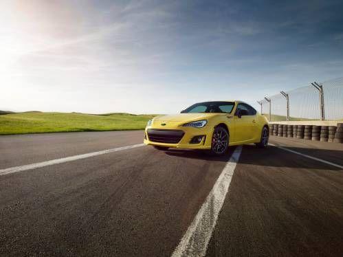 2017 Subaru BRZ Series.Yellow Could Make Your Friends Jealous