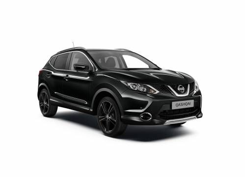 Nissan Qashqai Black Edition SV Is an Invite to the Dark Side