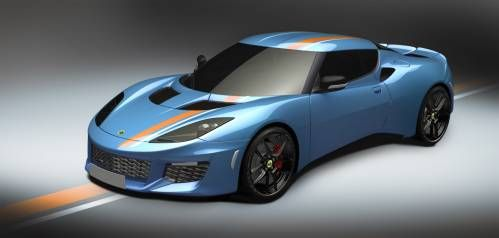 Fans Help Lotus Choose Livery for New Limited Edition Evora 400 Model