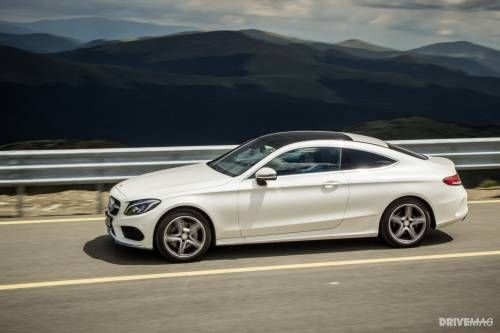 2016 Mercedes-Benz C-Class Coupé 220d Test Drive: Comfort Is the Spice of Life